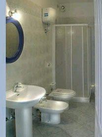 Ferienwohnung Toskana Villa am Meer - Badezimmer