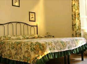 Ferienhaus Toscana Doppelbett