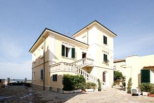 Ferienwohnung Toskana Villa am Meer