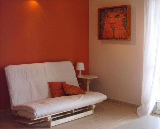 Apartment Florenz 56169-2 - Schlafcouch