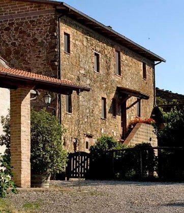 Das Weingut Toskana Ferienwohnungen auf Weingut Ref. 1892
