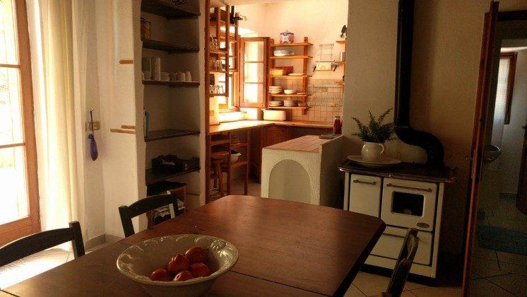 Casa Bistini Küche