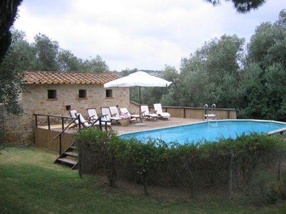 Pool - Toskana Jagdschloss Marsiliana Ref 22649-10