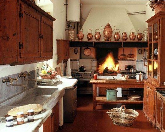 Küche - Toskana Jagdschloss Marsiliana Ref 22649-10