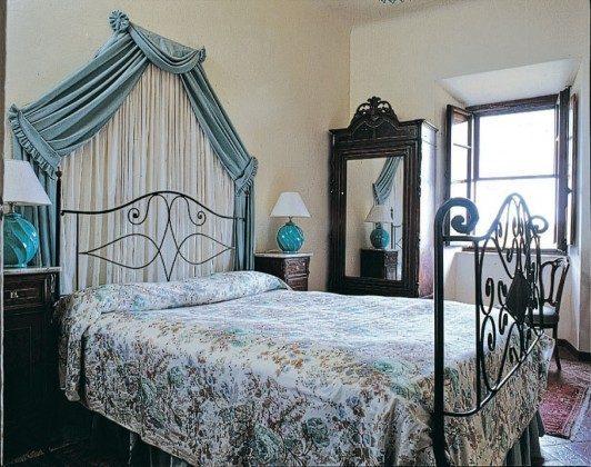 Doppelbettschlafzimmer - Toskana Jagdschloss Marsiliana Ref 22649-10