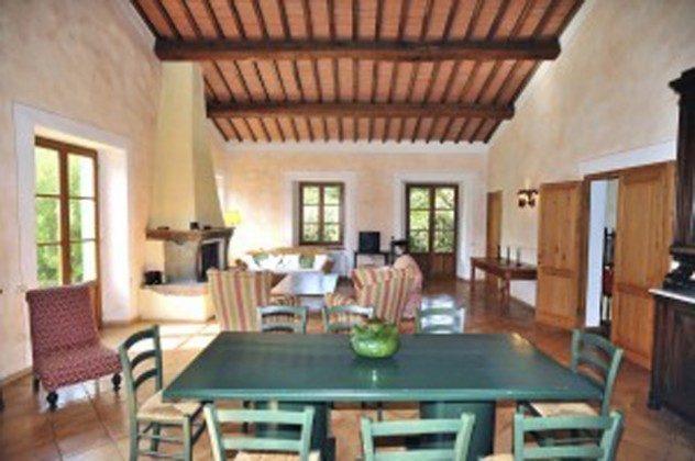 Essbereich - Ferienhaus Toskana Marsiliana Ref. 22649-11