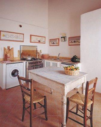 Essküche - Ferienhaus Toskana Marsiliana Ref. 22649-11