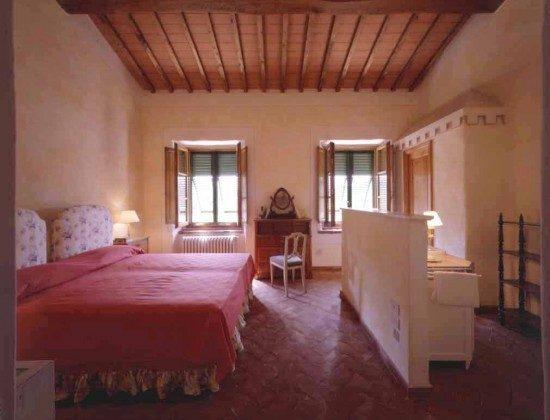 Schlafzimmer - Ferienhaus Toskana Marsiliana Ref. 22649-11