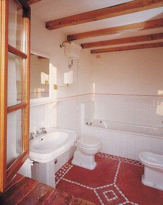 Badezimmer - Ferienhaus Toskana Marsiliana Ref. 22649-11