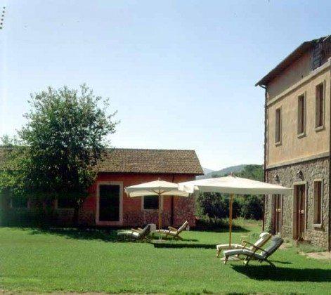 Garten - Ferienhaus Toskana Marsiliana Ref. 22649-11