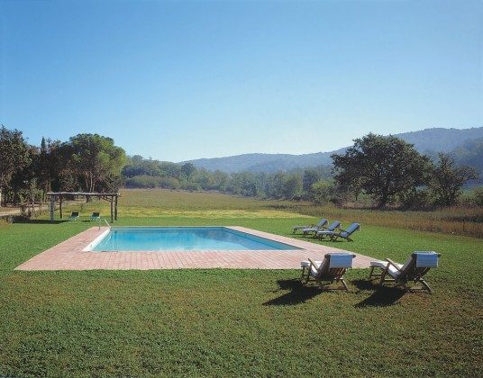 Pool - Ferienhaus Toskana Marsiliana Ref. 22649-11