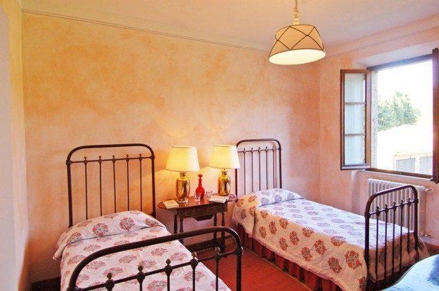 Einzelbettschlafzimmer - Ferienhaus Toskana Marsiliana Ref. 22649-18