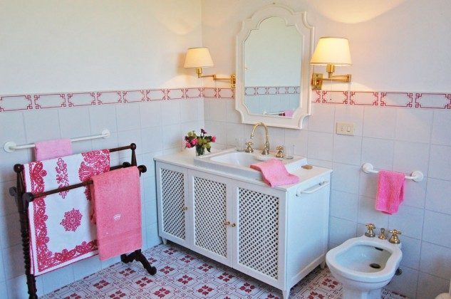 Gäste WC - Ferienhaus Toskana Marsiliana Ref. 22649-18