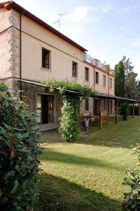 Außenansicht - Ferienhaus Toskana Marsiliana Ref. 22649-18