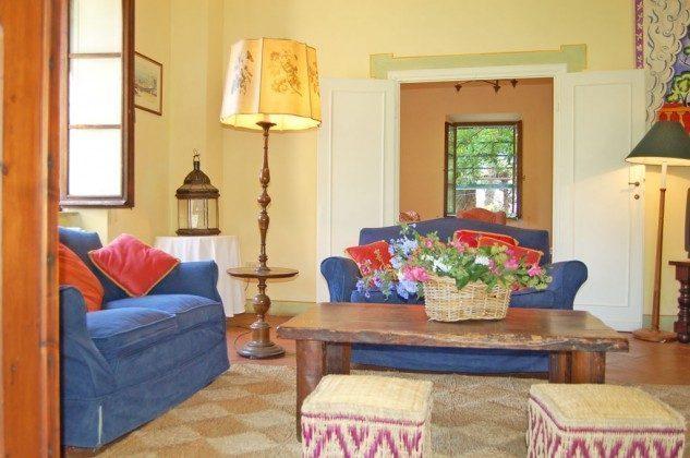 Wohnzimmer - Ferienhaus Toskana Marsiliana Ref. 22649-18