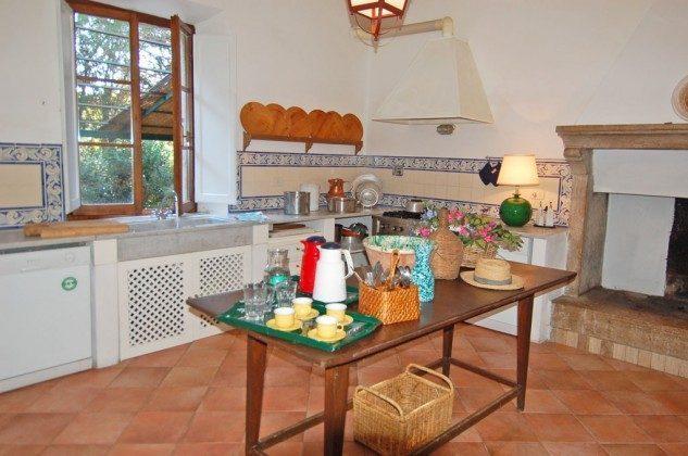 Küche - Ferienhaus Toskana Marsiliana Ref. 22649-18