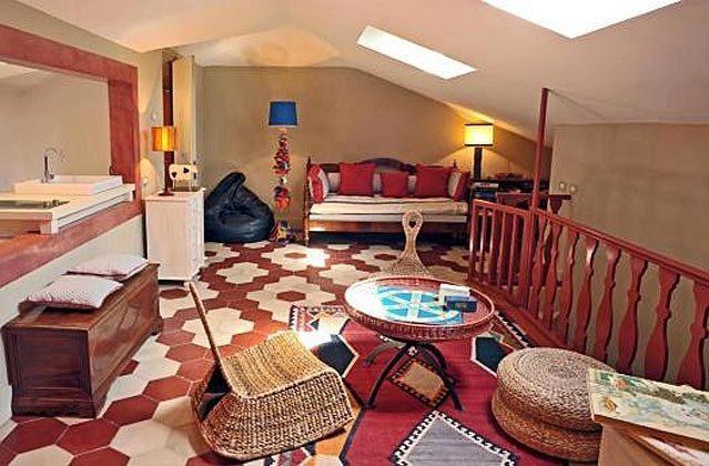 Aufenthaltsbereich Schlafzimmer 1 Toskana Strandvilla Ref. 22649-20