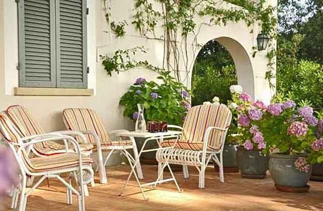 Terrasse Toskana Strandvilla Ref. 22649-20