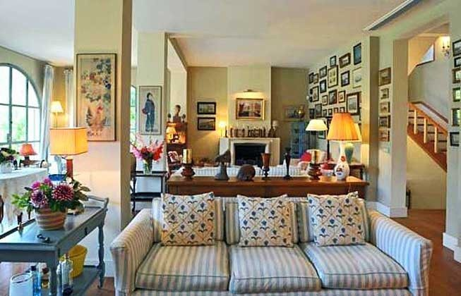 Wohnbereich Toskana Strandvilla Ref. 22649-20