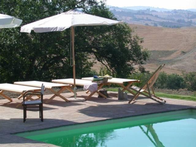 Ferienwohnung Toskana mit Badeurlaub-Möglichkeit