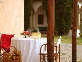 Apartment 2 Pergola: Terrasse