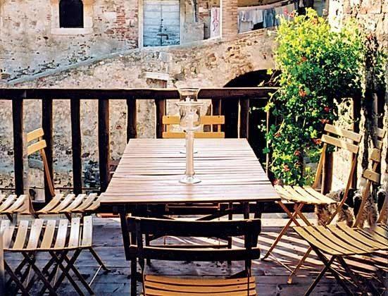 Balkon Marsiliana Ferienwohnung 22649-8
