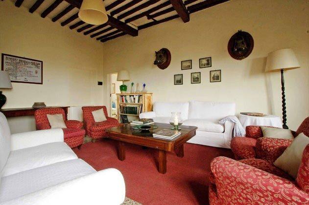 Wohnbereich Marsiliana Ferienwohnung 22649-8