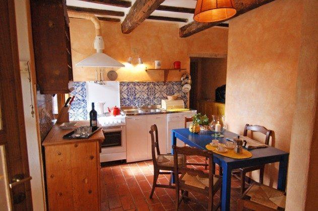 Küche - Toskana Ferienhaus 22649-9 Marsiliana