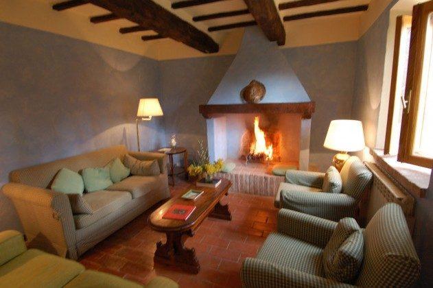 Wohnzimmer - Toskana Ferienhaus 22649-9 Marsiliana