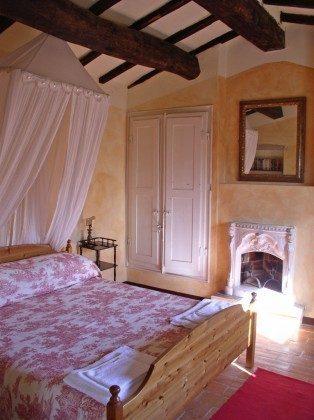 Schlafzimmer - Toskana Ferienhaus Marsiliana