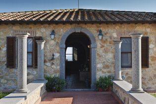 Toskana Maremma Ferienhaus