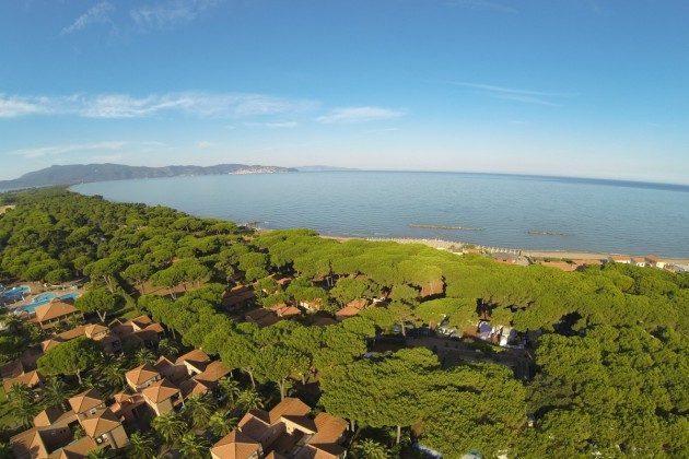 Ferienanlage Argentario Village in der Toskana