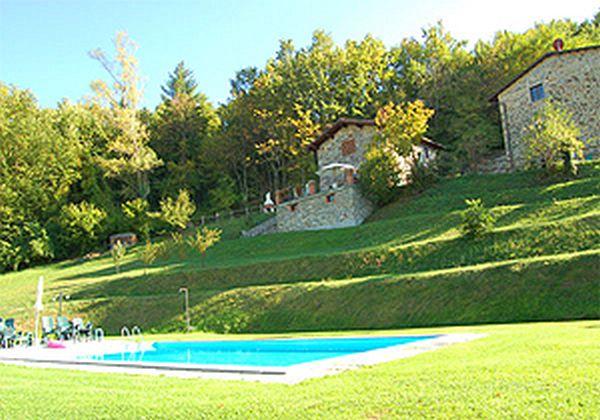 Ferienhaus Toskana mit Reiturlaub-Möglichkeit