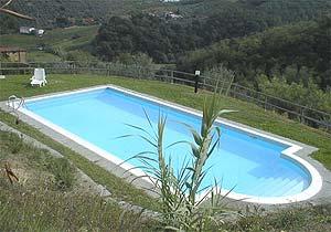 Bild 2 - Ferienhaus San Stefano di Moriano - Ref.: 15017... - Objekt 150178-995
