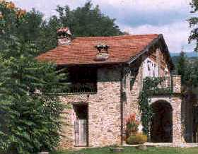 Toskana Italien Ferienhaus Gemeinschaftspool