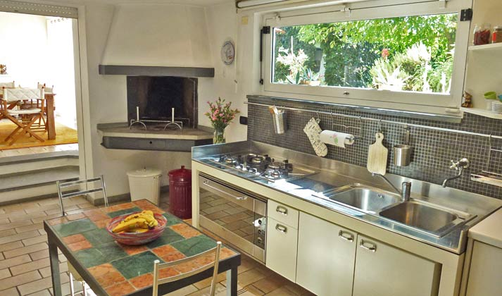 Küche 149594-1 Toskana Villa
