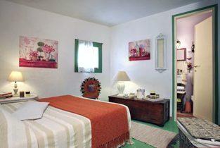 Ferienhaus Toskana Schlafzimmer