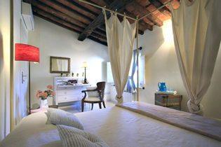 Ferienwohnung Toskana mit Wandergegend
