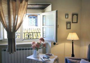 Toskana Casa Chiara Wohnbereich