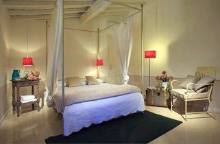 Schlafzimmer 2 Toskana Casa Chiara