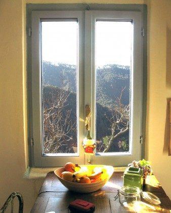 Italien Toskana Camaiore Ferienhaus Blick aus dem Fenster  Ref. 93914-41