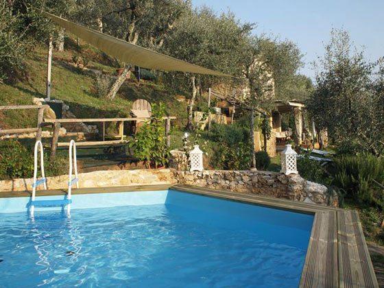 Ferienhaus Toskana mit Garten