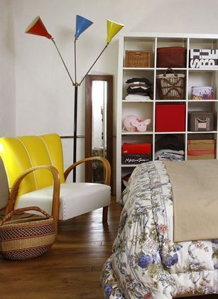 Ferienhaus Toskana Camaiore Schlafzimmer