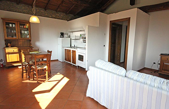 Castagni 2  Wohnbereich Toskana