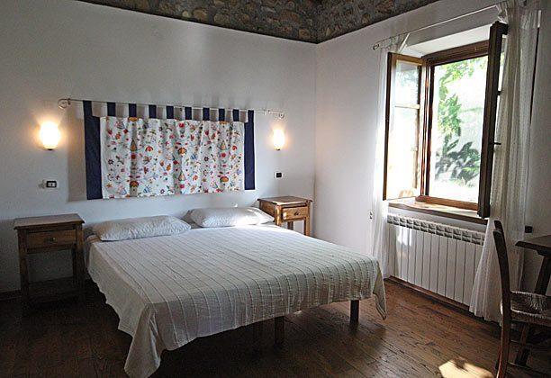Castagni 2  Schlafzimmer 1 Toskana