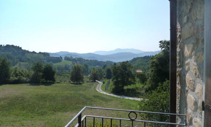 Aussen Castagni Toskana