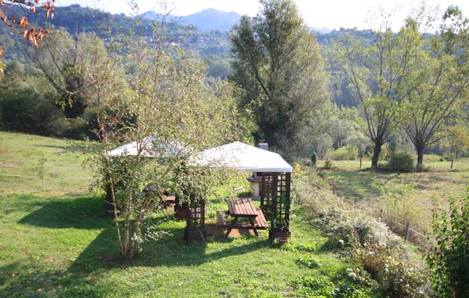 Aussensitzplätze Castagni Toskana