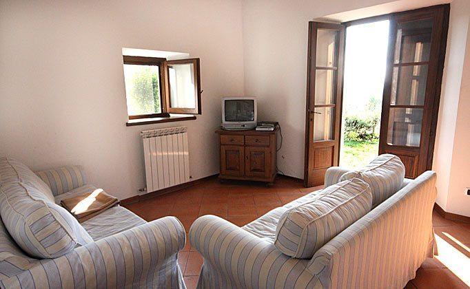 Castagni 1  Wohnzimmer Toskana