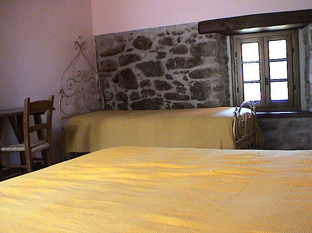 Schlafzimmer 1 Toskana Agriturismo