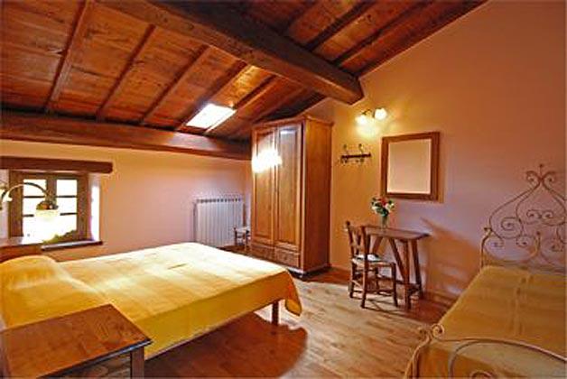 Schlafzimmer 2  Toskana Agriturismo